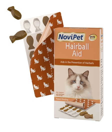 נוביפט הרבול תוסף מזון לחתול